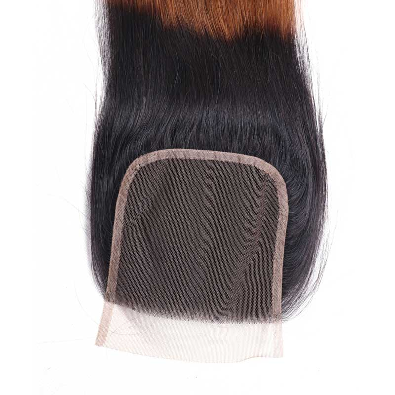 free part weave closure 1b/4/27