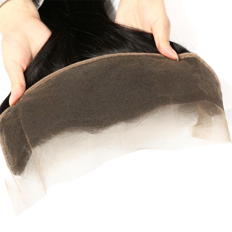 human hair closure,