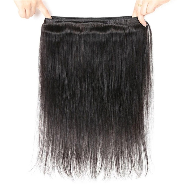 Nadula Straight Virgin Indian Human Hair Extensions