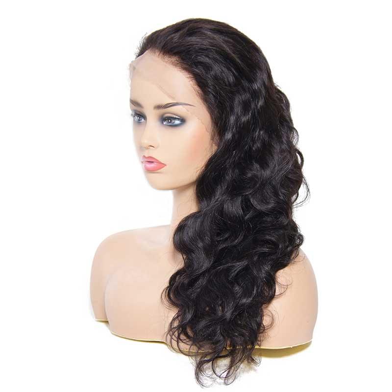 Nadula Lace Front Human Hair Wigs