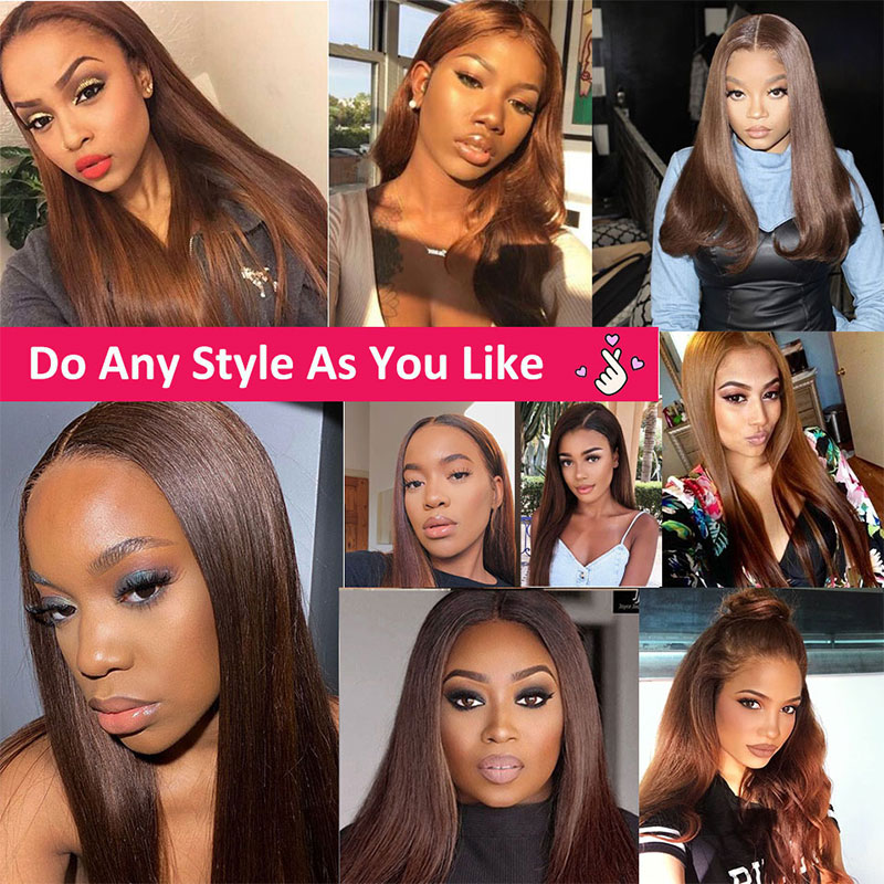 Lace Part Wigs Pre Plucked