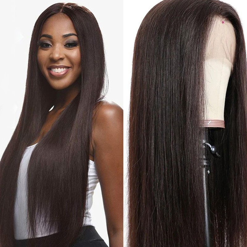 Nadula 360 Lace Front Straight Wig + 3-Free Gift