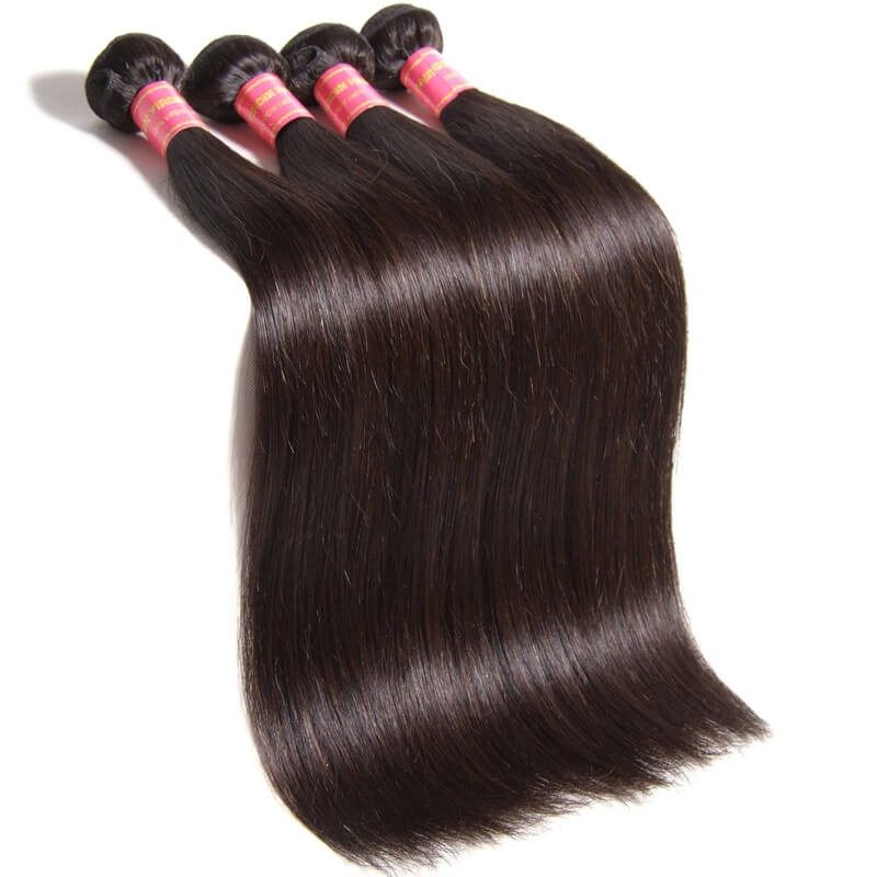 Nadula Wholesale Cheap Virgin Malaysian Straight Hair Weave 4
