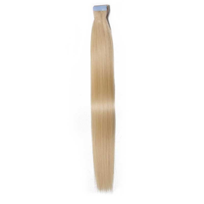 Nadula 100 Remy Virgin Human Hair Tape In Extensions Double Sided Skin Weft #60