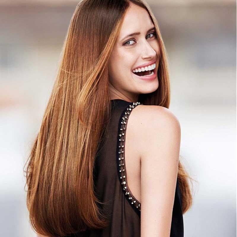Nadula Best Quality U Tip Hair Extensions U Tip Wavy Human Hair Extensions 100g #27