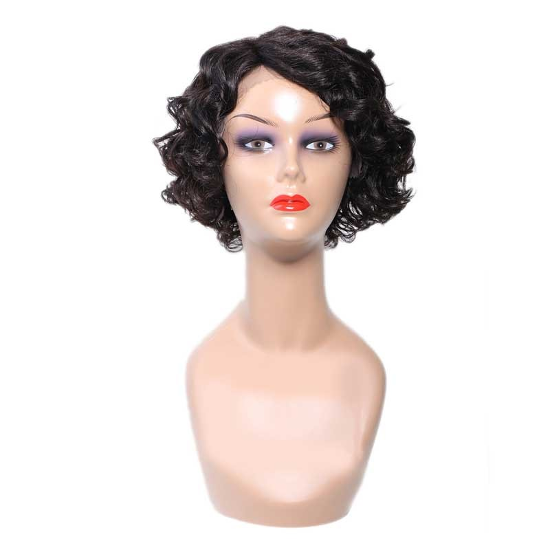 Nadula Black Hair Wigs Silk Top Lace Front Wigs High Quality Hair Wigs
