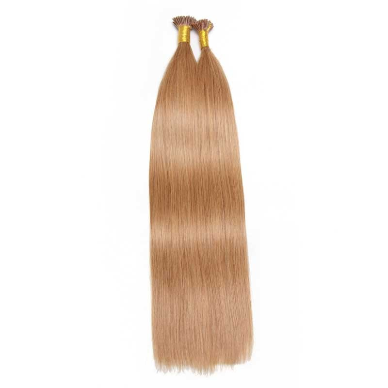 Nadula Thick I Tip Hair Extensions Flat Tip Hair Extensions Itip Hair Extensions Sale 100 g #27