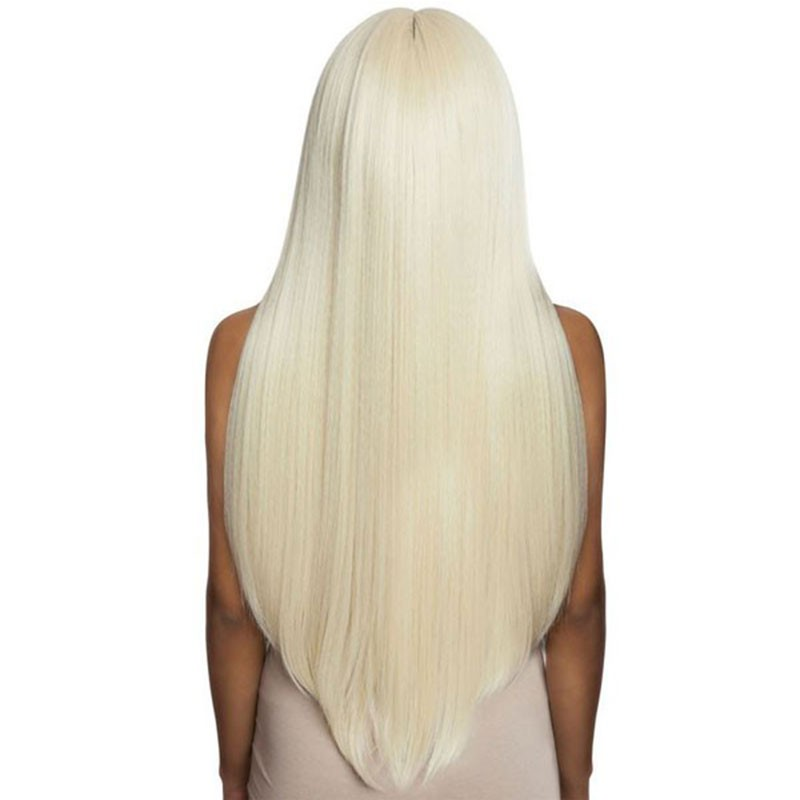 Nadula Blond Hair 4 Bundles Straight Virgin Hair With Lace Frontal 13x4 Affordable Human Hair #613 Clolor
