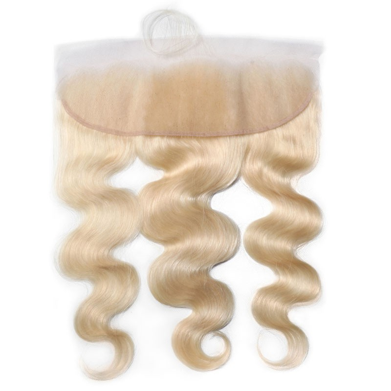 613 Body Wave Lace Frontal Closure With Baby Hair