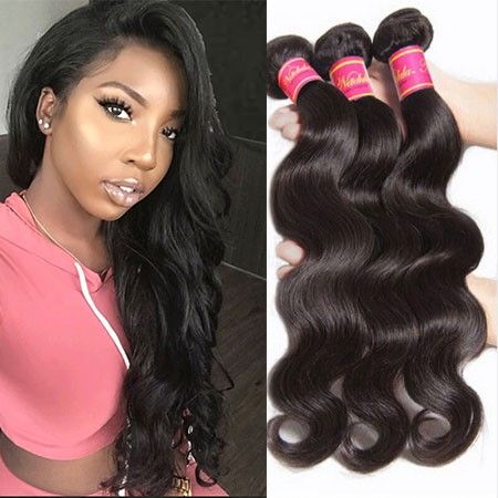 brazilian hair body wave virgin hair ... a1e6b5f491