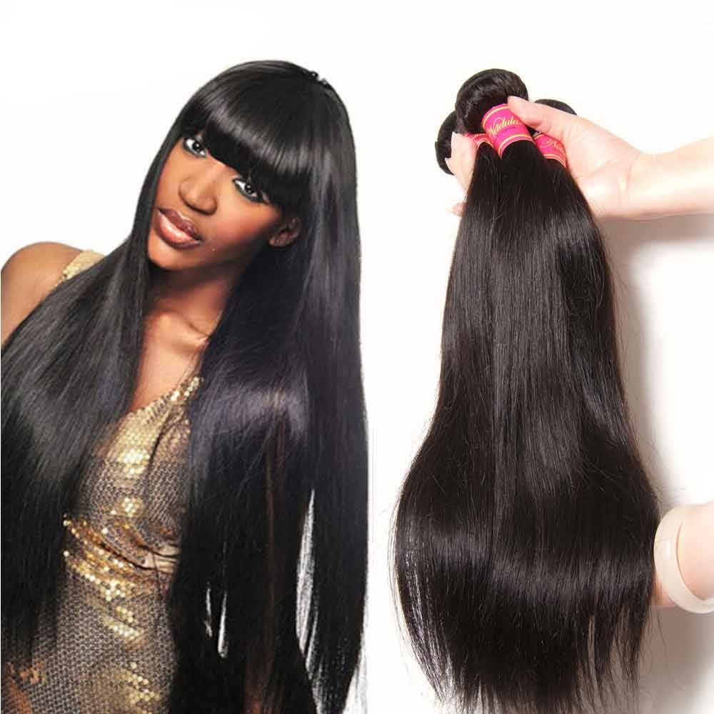 unprocessed peruvian straight virgin hair