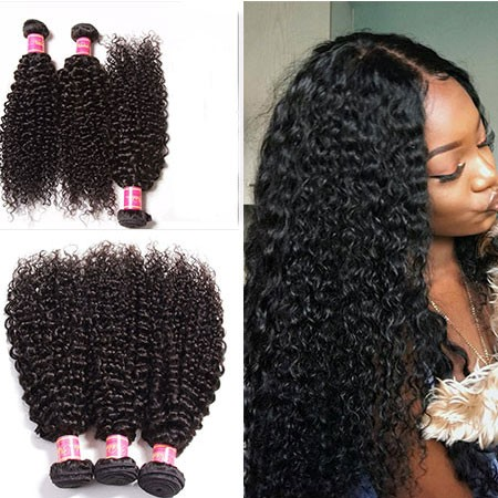Wholesale Curly Hair Extensions Online Best 100 Kinky Curly Human