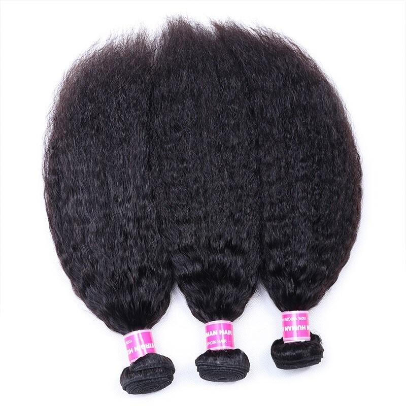 Kinky Straight Virgin Hair