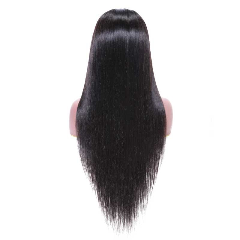 Long Straight Real Human Hair