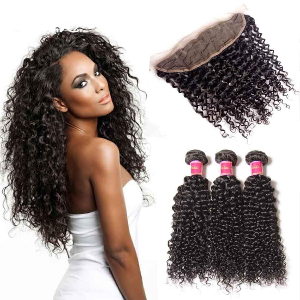 Cheap Virgin Hair Bundles With Closurehair Weave Deals With Closure