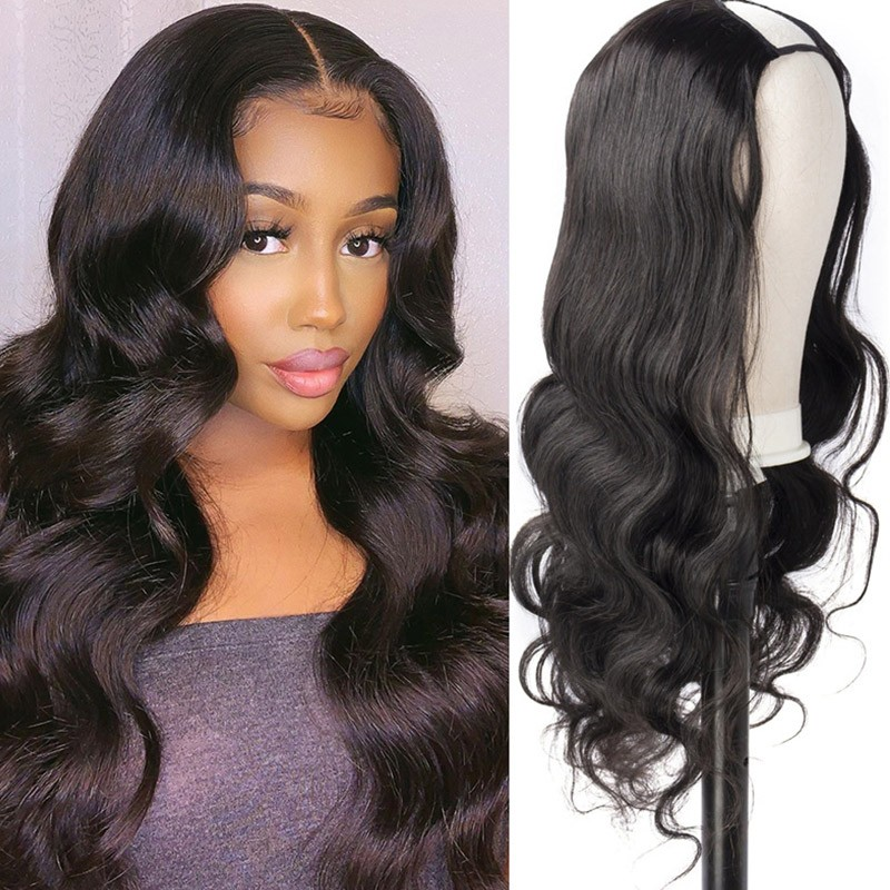Nadula U-Part Wigs Human Hair Body Wave Hair Flash Deal INS Promotion