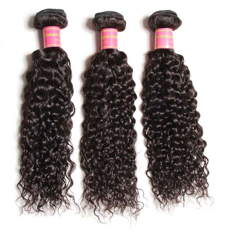 Nadula Brazilian Kinky Curly Virgin Hair Unprocessed Virgin Curly Wave Brazilian Hair