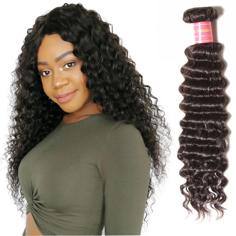 Wholesale Virgin Deep Wave Hair Extensions Best Deep Wave Human