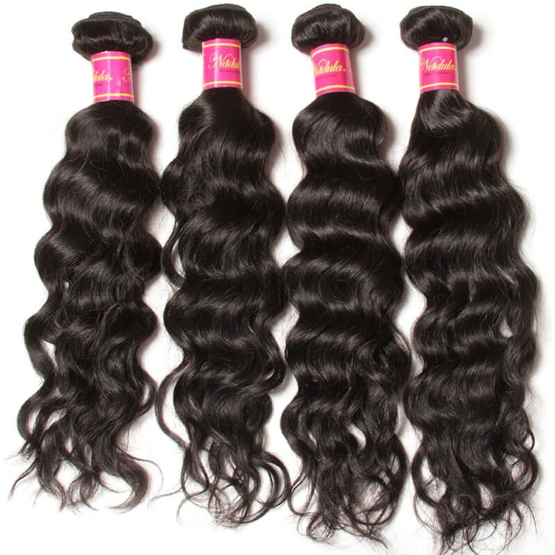 malaysian natural wave hair bundles