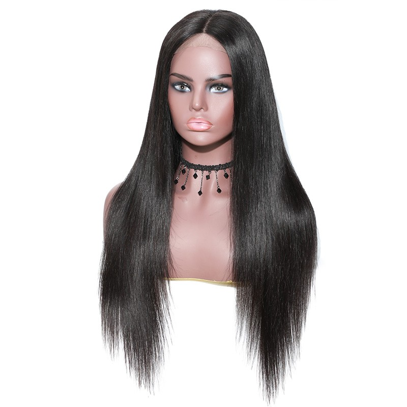 4*4 Lace Closure wig