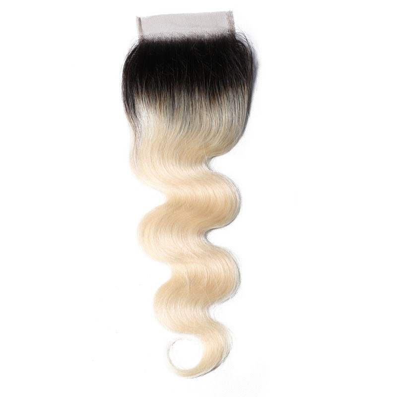 Body Wave hair closure piece