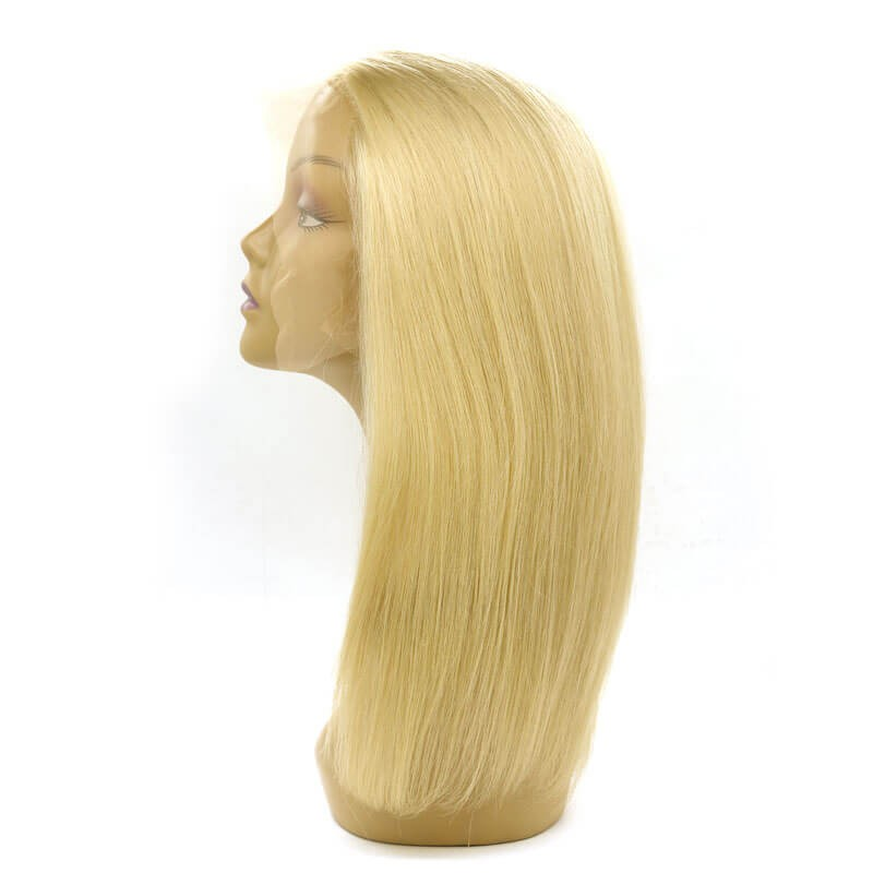 natural frontal lace wig