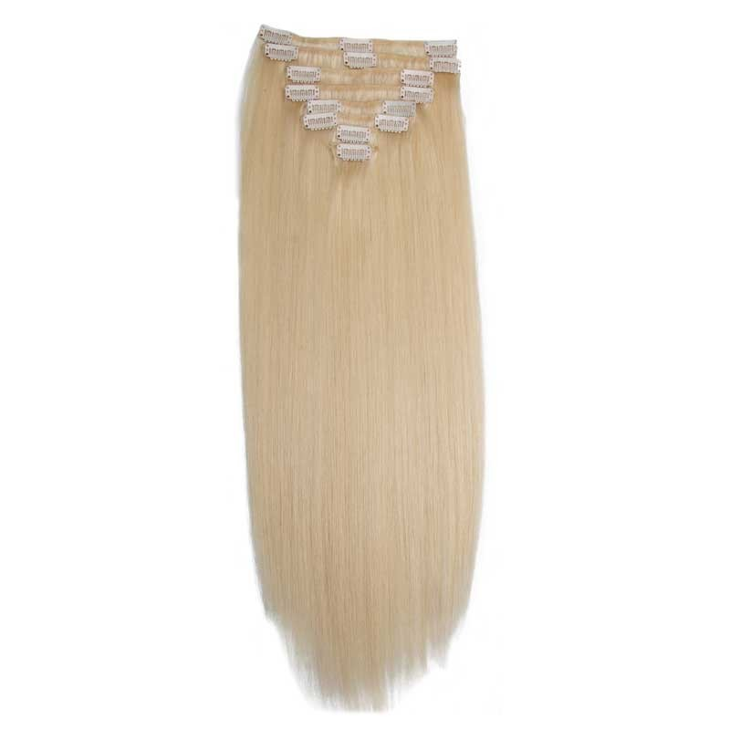 Nadula Best Real Hair Clip In Extensions Hair Extensions 100 Human Hair Clip In