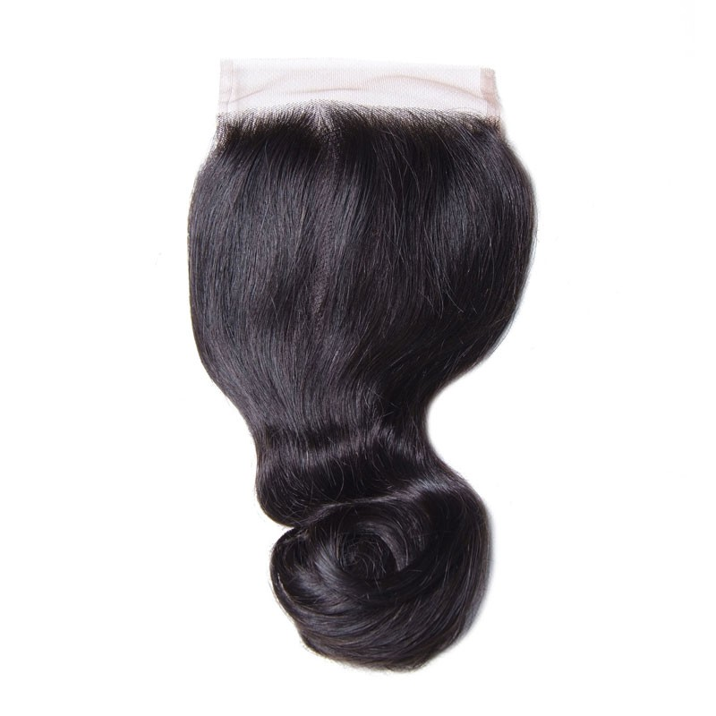 Virgin Human Hair Lace Closure