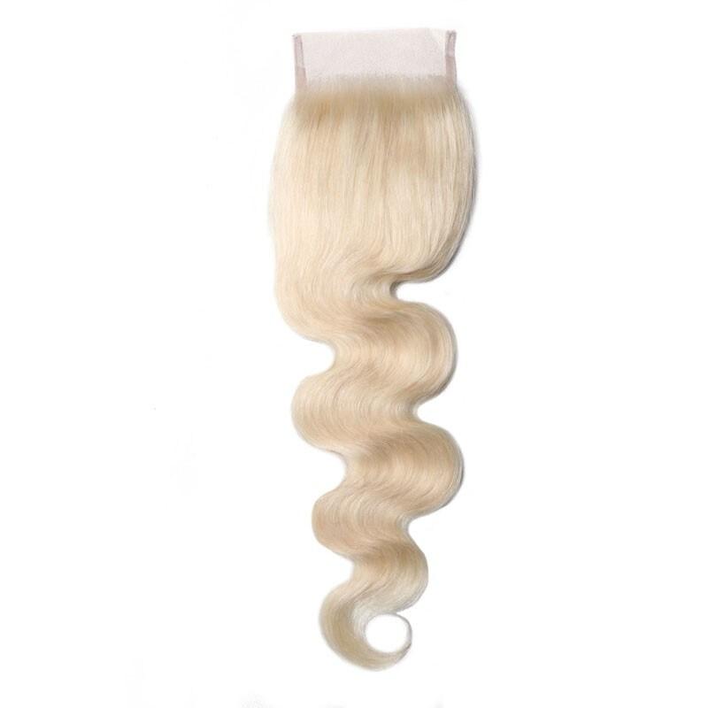 Nadula Free Part 613 Blonde Human Hair