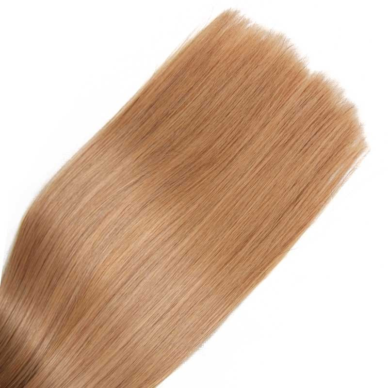 Nadula Best Quality U Tip Hair Extensions U Tip Wavy Human Hair Extensions 100g #27