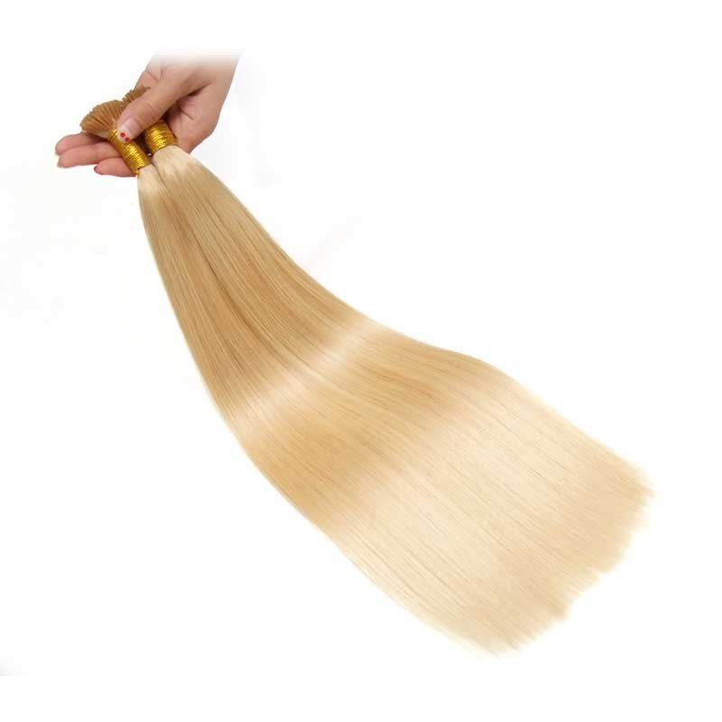 Nadula I Tip Hair Extensions For Sale Pre Bonded Stick Tip Hair Extensions 100g #60