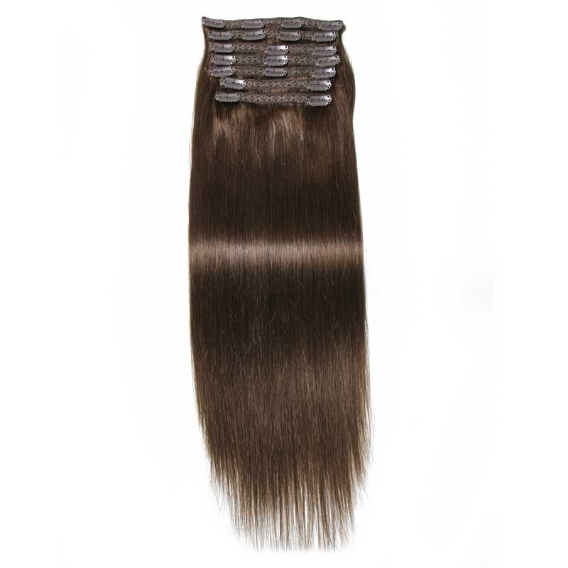 Nadula Remy Human Hair Extensions Clip In Ponytail Hair Extensions Clip