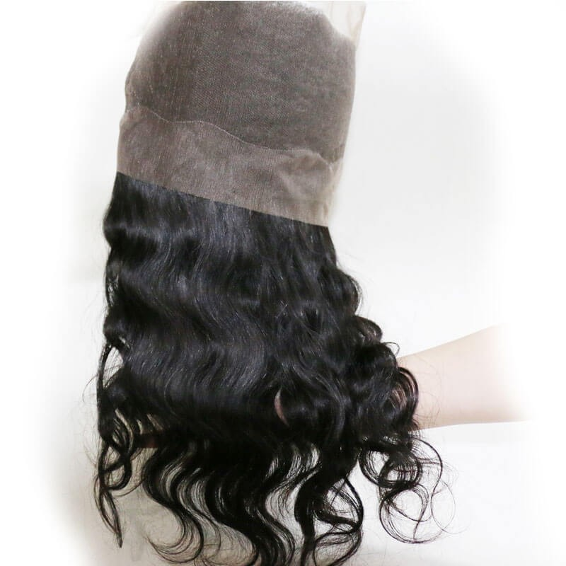 360 frontal lace closure