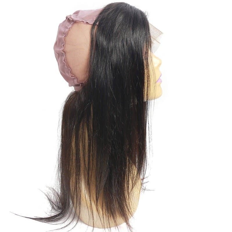 360 frontal closure