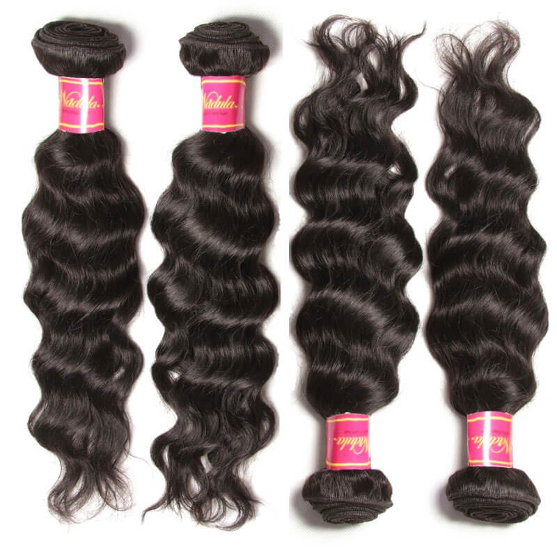 virgin brazilian hair natural wave