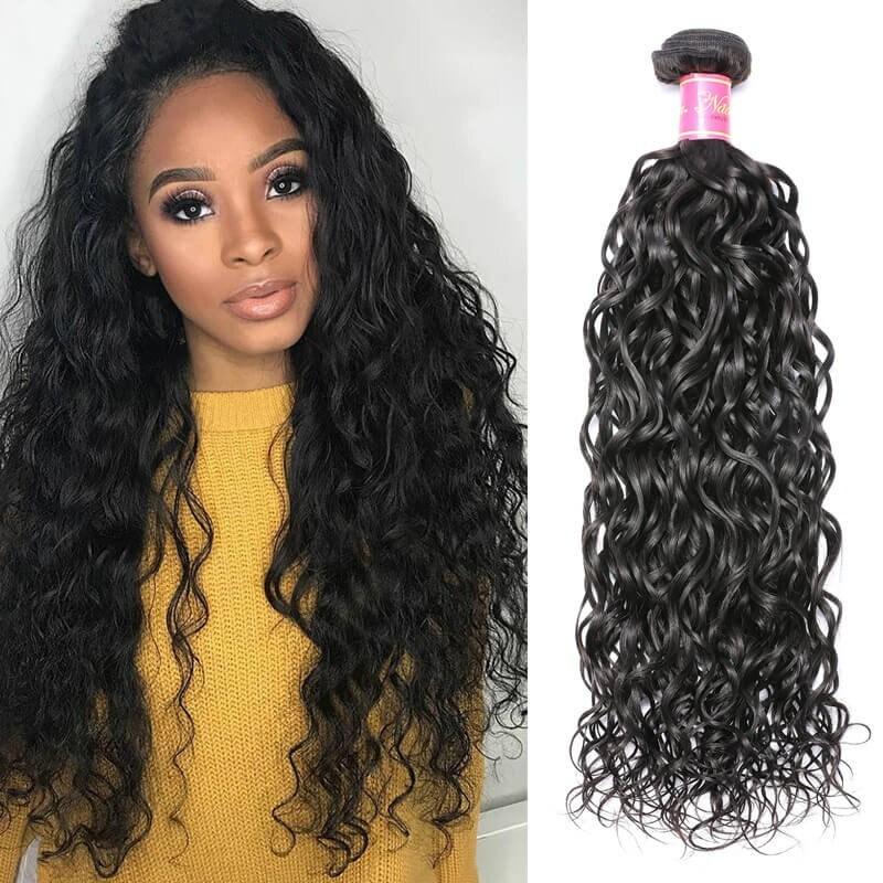 Nadula Virgin Hair Brazilian Water Wave