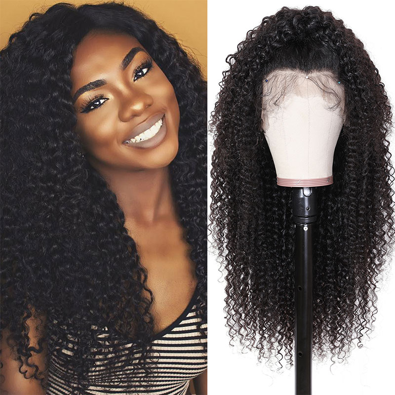 Curly Hair Wigs Lace Front wigs