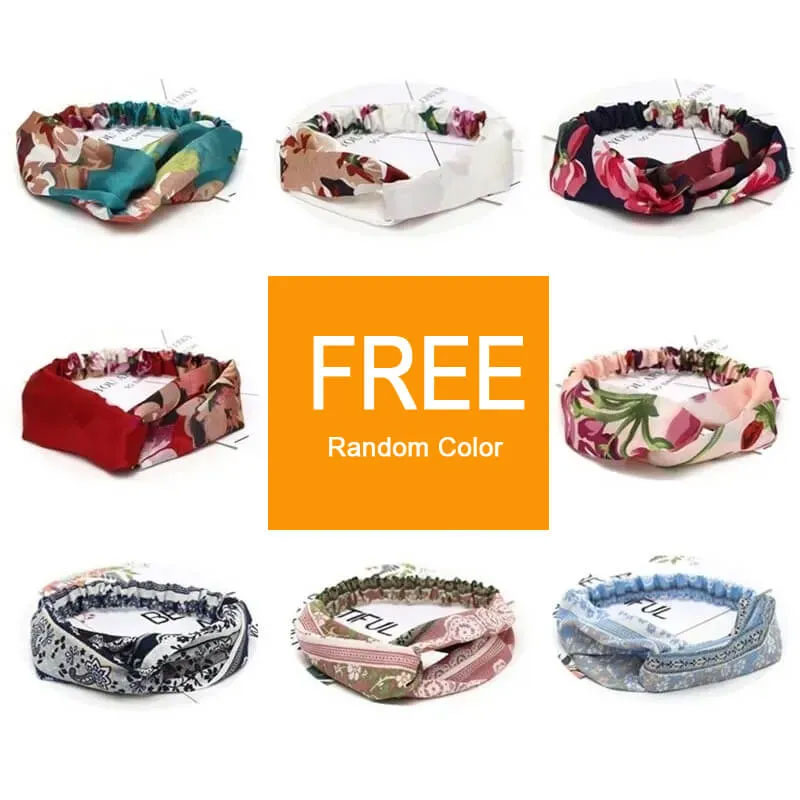 Free Gifts For Headband Wigs