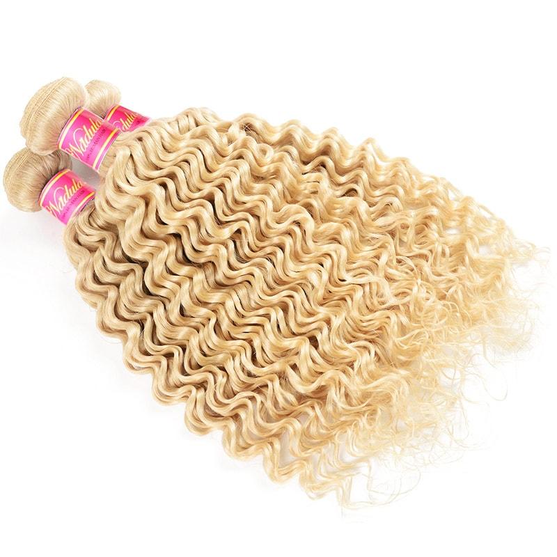 Nadula 613 Blonde Deep Wave Hair Bundles