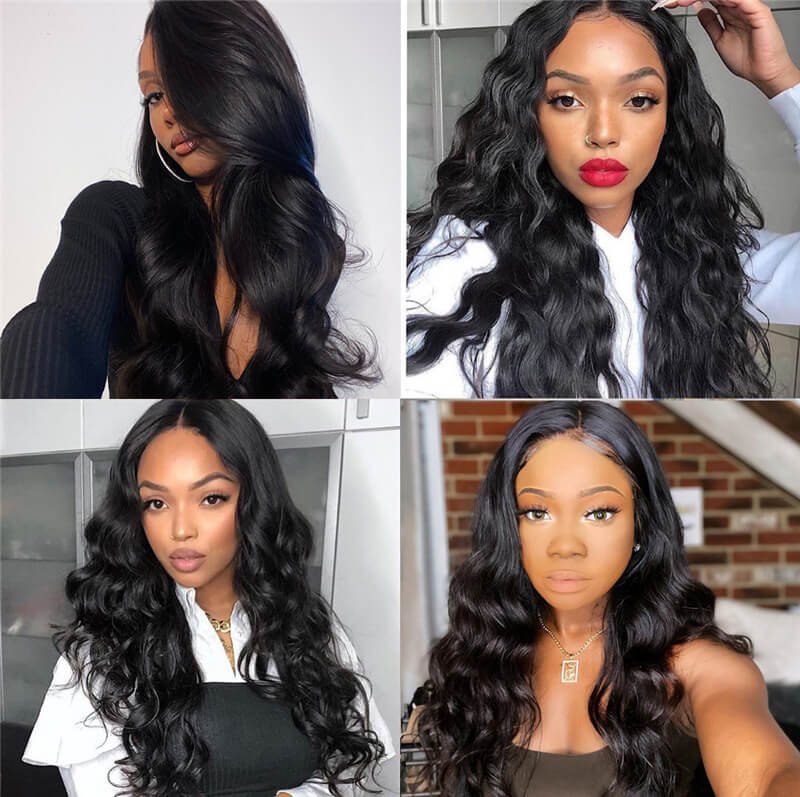 Nadula Wholesale Best Virgin Brazilian Body Wave Hair 3 Bundles