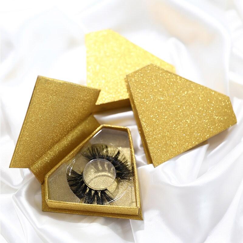 Nadula Fake 3D Mink Lashes Natural Handmade Volume Soft Reusable Eyelashes 3 Pairs
