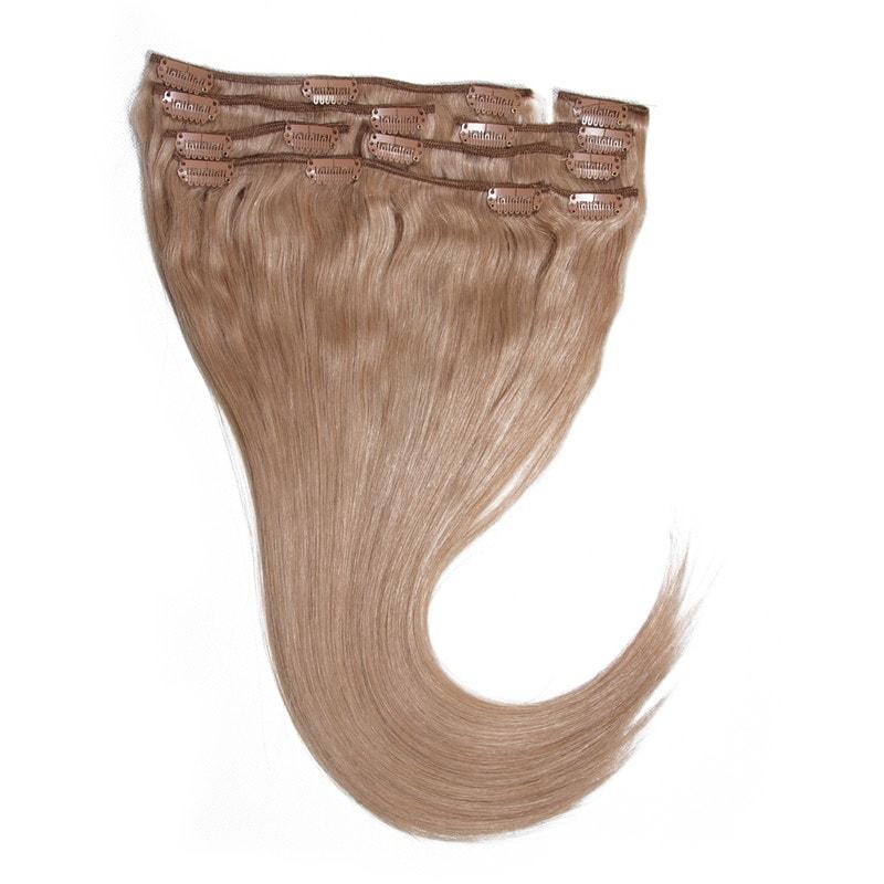 Nadula #18 Honey Blonde Clip In Hair Extensions Buy Human Hair Straight Hair