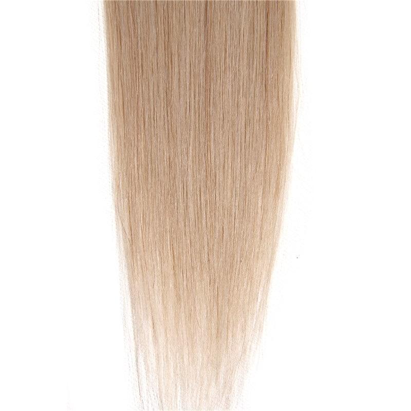 Nadula #27 Platinum Blonde Tape In Hair Extensions
