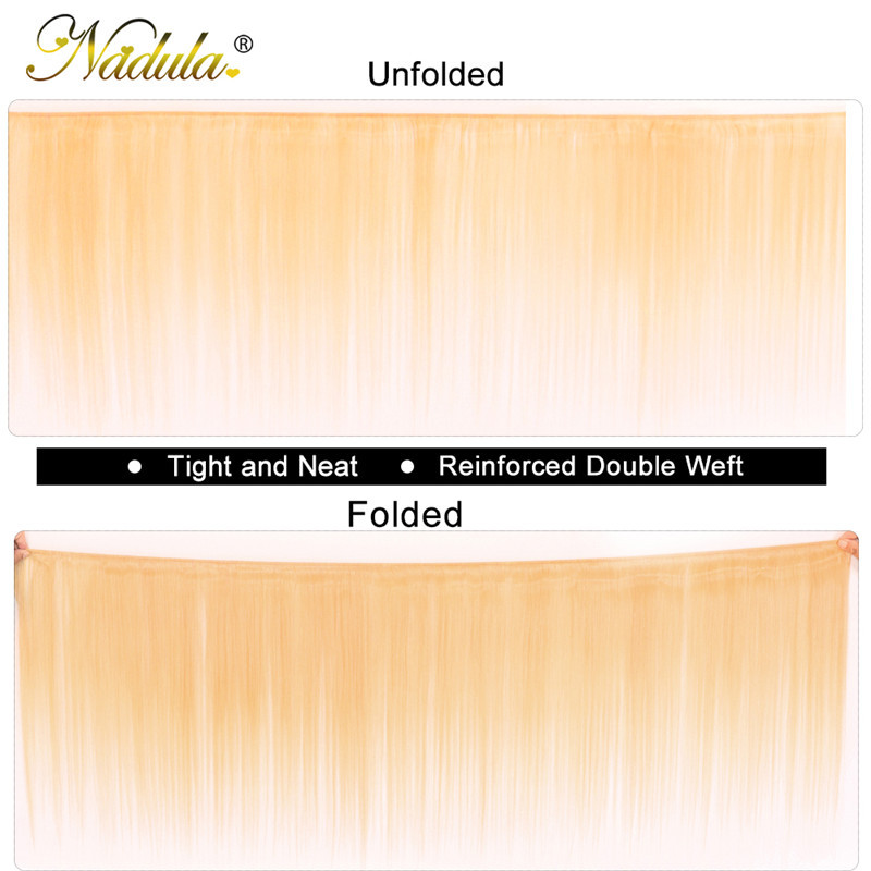 Nadula 613 Blonde Hair Bundles