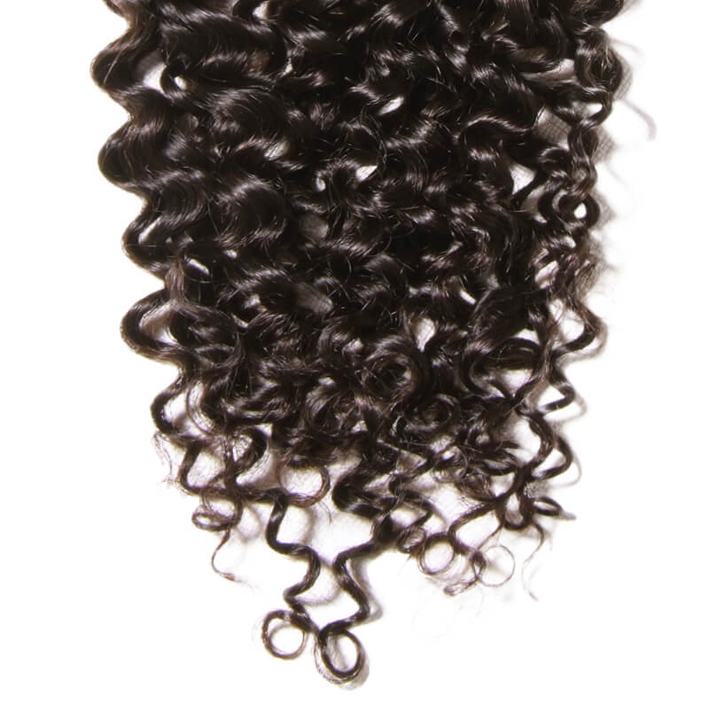 Nadula 4X4 Transparent Lace Closure Jerry Curly Hair