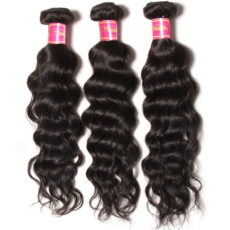 brazilian natural wave weave