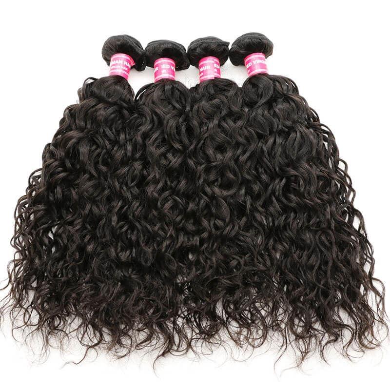 brazilian water wave hair