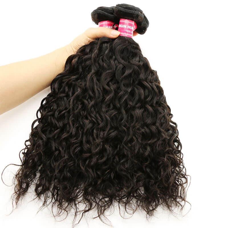 water wave hair bundles