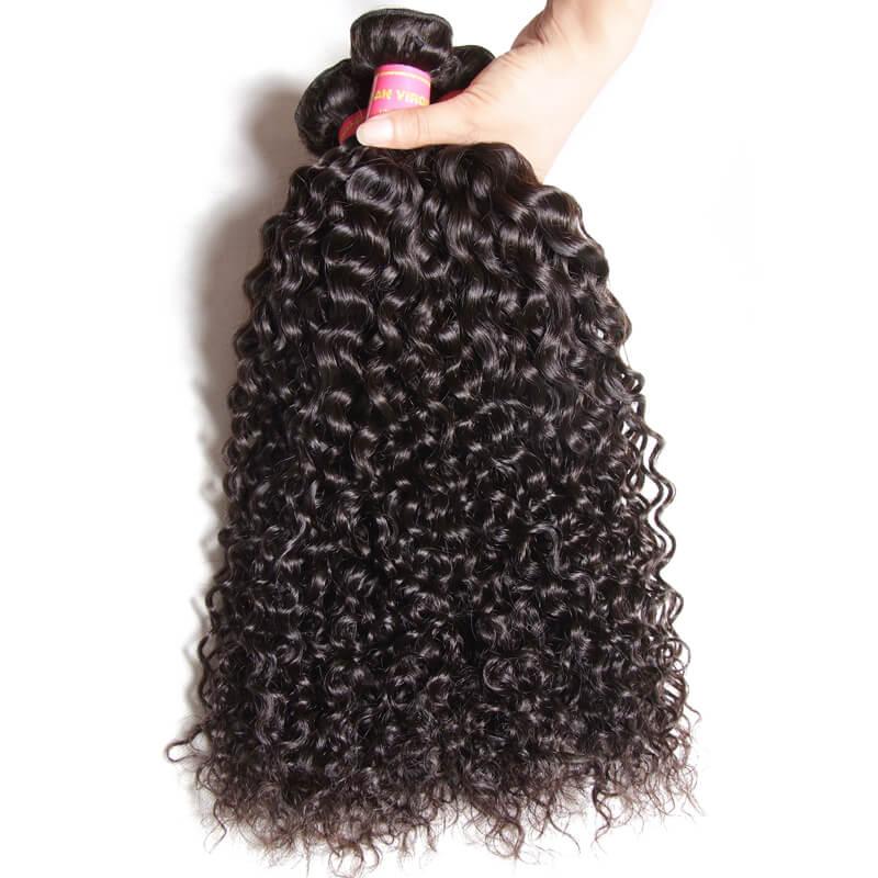 malaysian curly weave