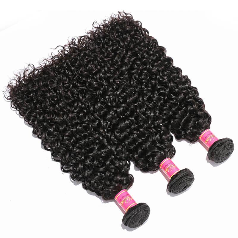 Nadula Curly Virgin Hair Weave 3 Bundles